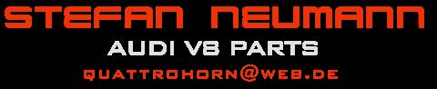 Stefan Neumann - Audi V8 Parts - quattrohorn@web.de