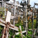 ... jede Menge Kreuze ...